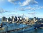 New York,USA.Freedom Tower of Arch.Skidmore, highest in Manhattan.Jume 2005.jpg