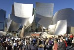 Los Angeles,USA.Walt Disney Concert Hall, by Arch.Franck Gehry,Oct.03.jpg