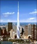 USA,Chicago Spire model, 150 floors,609 m,.jpg