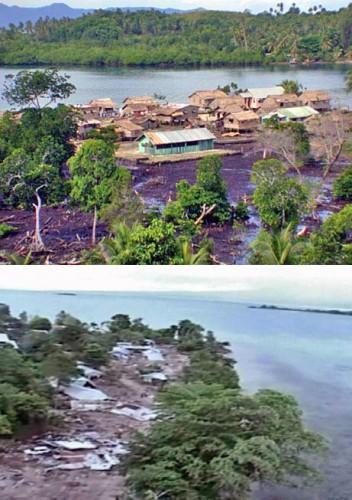 01.Isole Salomone.Prima e dopo il tsunami..jpg