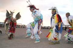 Las Vegas USA.Pow Wow Mountain Snow.Paiute Dance..jpg