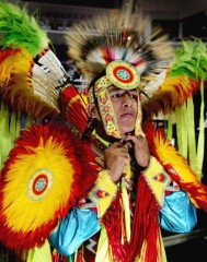 Washington,USA.National Pow Pow Festival of Native Americans..jpg